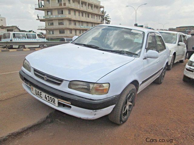 Used Toyota Corolla 110 1998 Corolla 110 For Sale Kampala