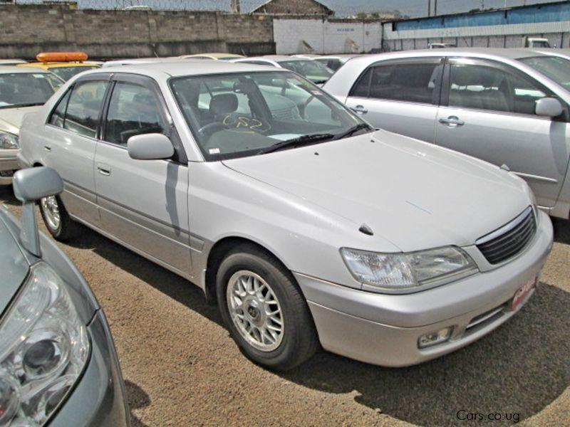 Used Toyota Premio | 1998 Premio for sale | Kampala Toyota Premio ...