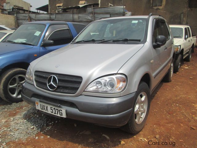 used mercedes benz ml 320 1999 ml 320 for sale kampala mercedes benz ml 320 sales mercedes. Black Bedroom Furniture Sets. Home Design Ideas