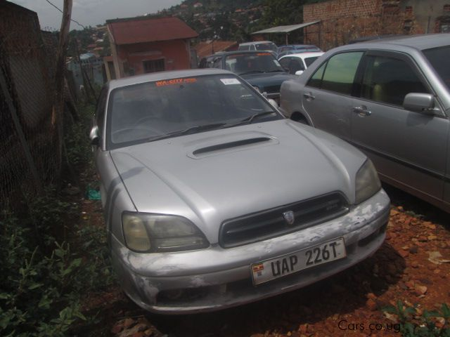 Used Subaru Legacy B4 1999 Legacy B4 For Sale Mukono