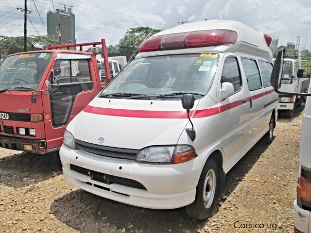Used Toyota Ambulance | 1999 Ambulance for sale | Kampala
