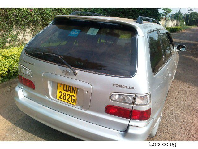 Toyota Cars On Sale In Uganda