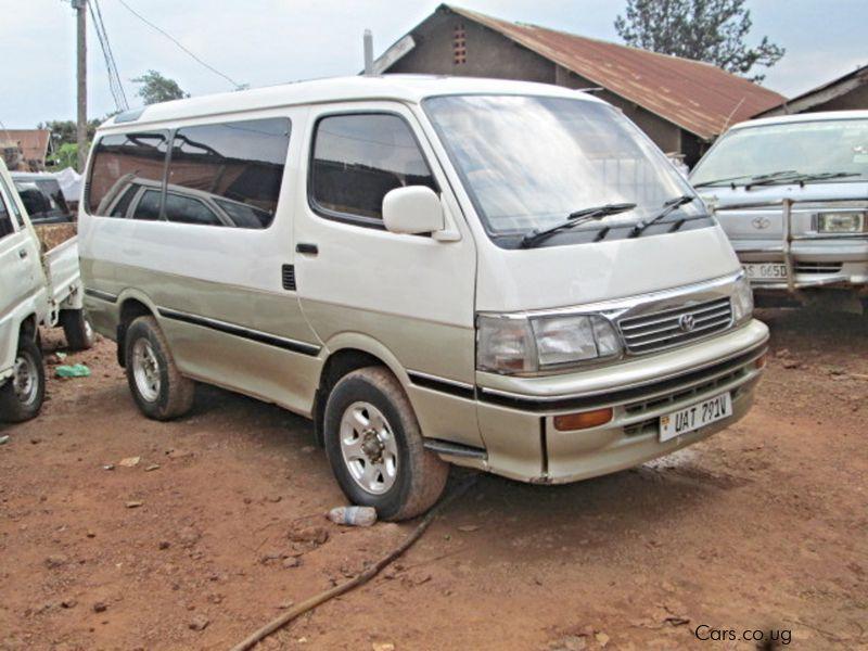 Used Toyota Super custom | 1999 Super custom for sale | Kampala ...