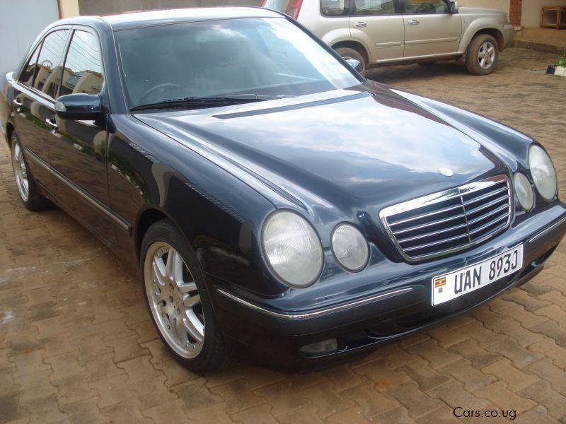 Used Mercedes Benz E Class E240 2000 E Class E240