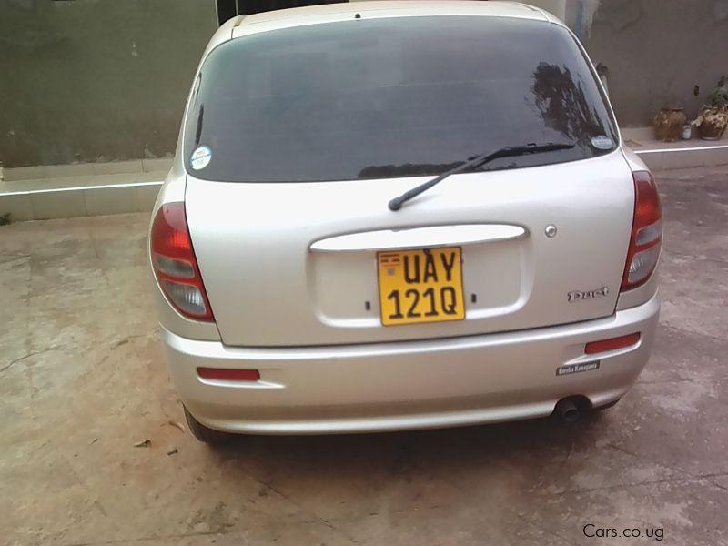 Used Toyota Rav4 For Sale >> Used Toyota Duet | 2000 Duet for sale | Zana Toyota Duet sales | Toyota Duet Price USh 9.5m ...
