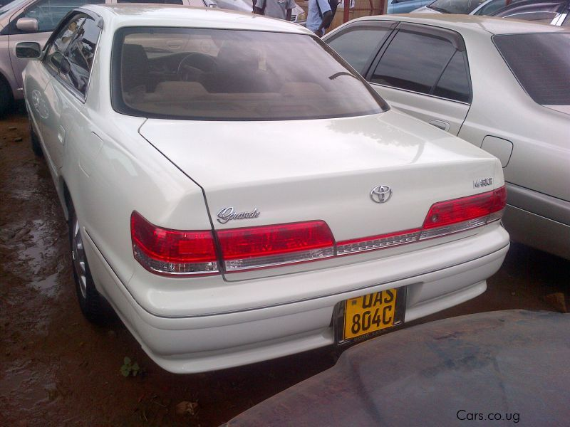 Used Toyota Mark Ii 2000 Mark Ii For Sale Kampala