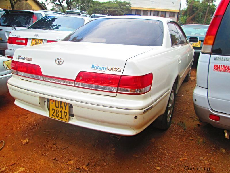 Used Toyota Mark Ii 2000 Mark Ii For Sale Kampala
