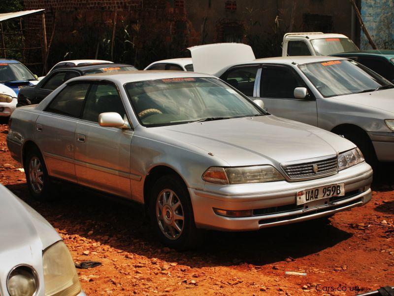 Used Toyota Mark Ii 2000 Mark Ii For Sale Mukono