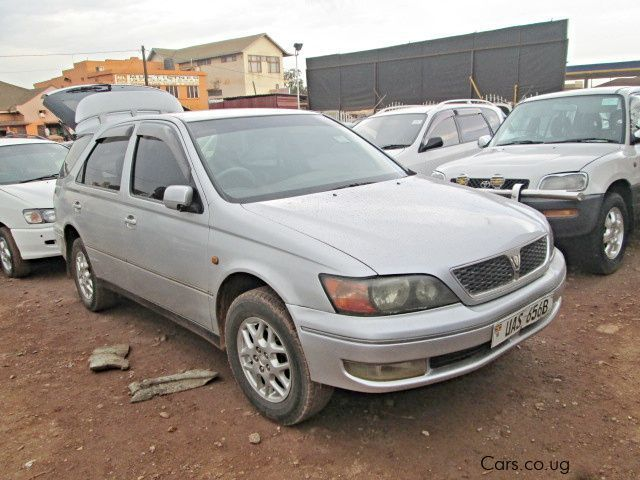 Used Toyota Vista 2000 Vista For Sale Kampala Toyota Vista Sales