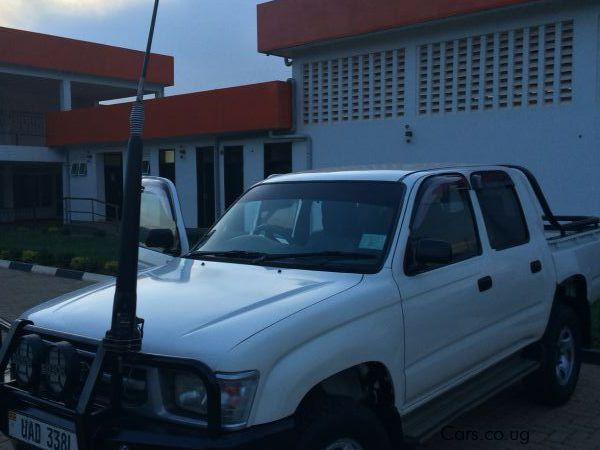 Used Toyota Hilux LN166 | 2001 Hilux LN166 for sale | Kampala Toyota