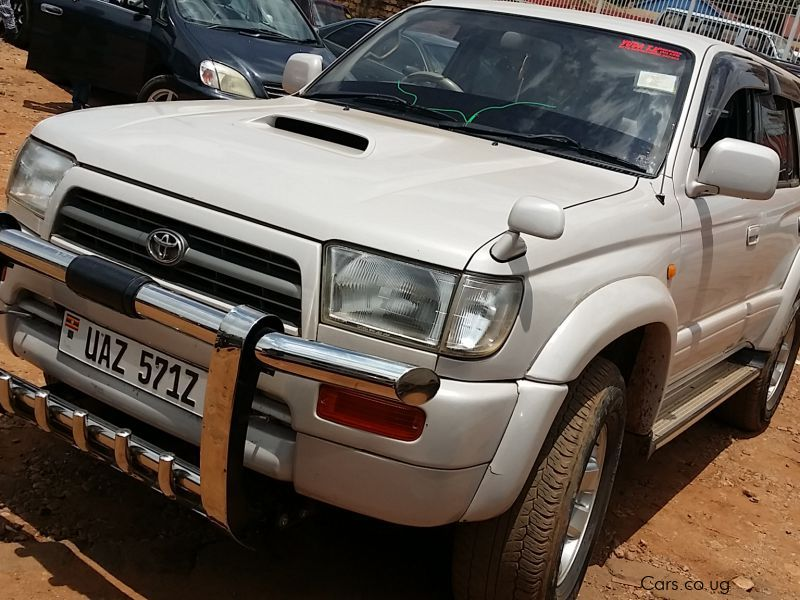 Used Toyota Hilux Surf 2001 Hilux Surf For Sale Kampala Toyota