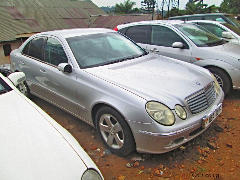Used mercedes benz e320 2002 e320 for sale kampala for Mercedes benz e320 price