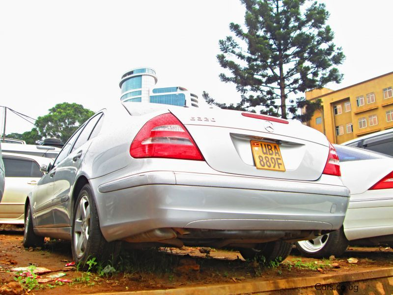 Used mercedes benz e320 2002 e320 for sale kampala for Mercedes benz 320 price