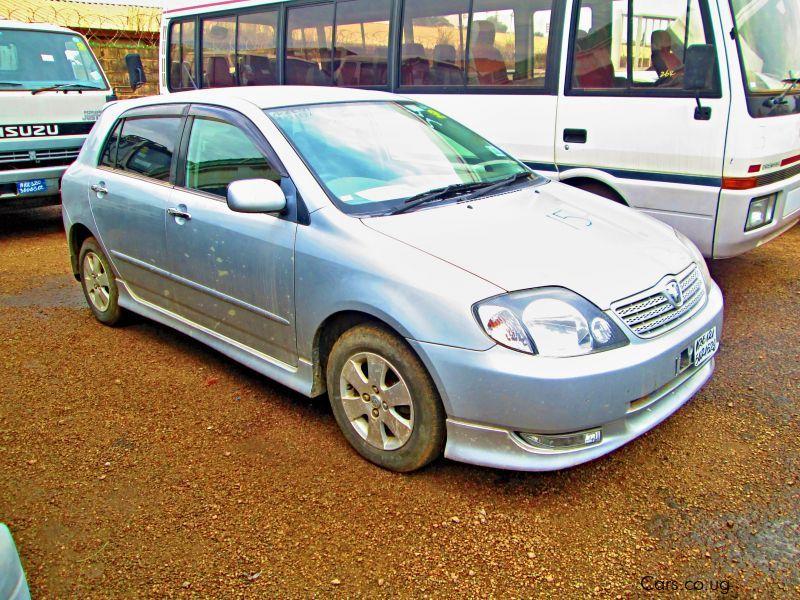 Used Toyota Allex | 2002 Allex for sale | Kampala Toyota Allex sales ...