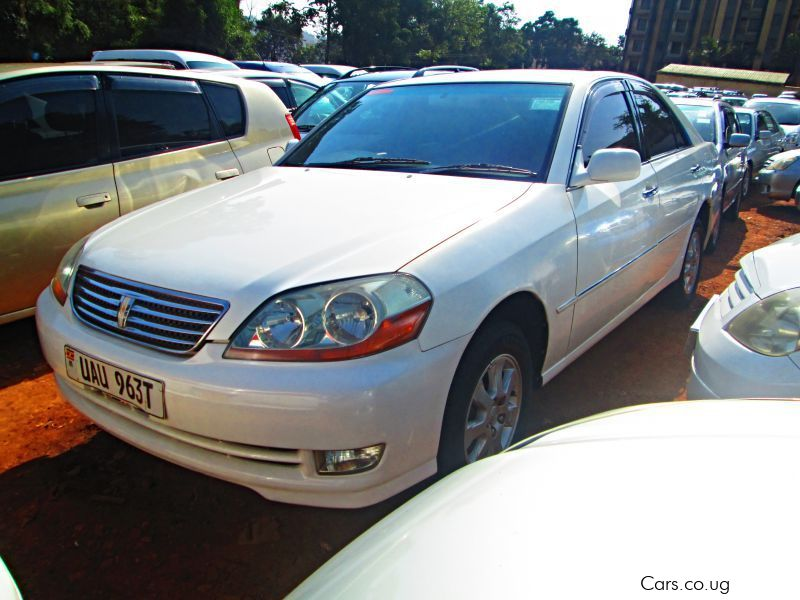 Used Toyota Mark Ii Grande 2002 Mark Ii Grande For