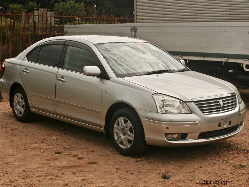 Used Toyota Premio | 2002 Premio for sale | Kampala Toyota Premio ...