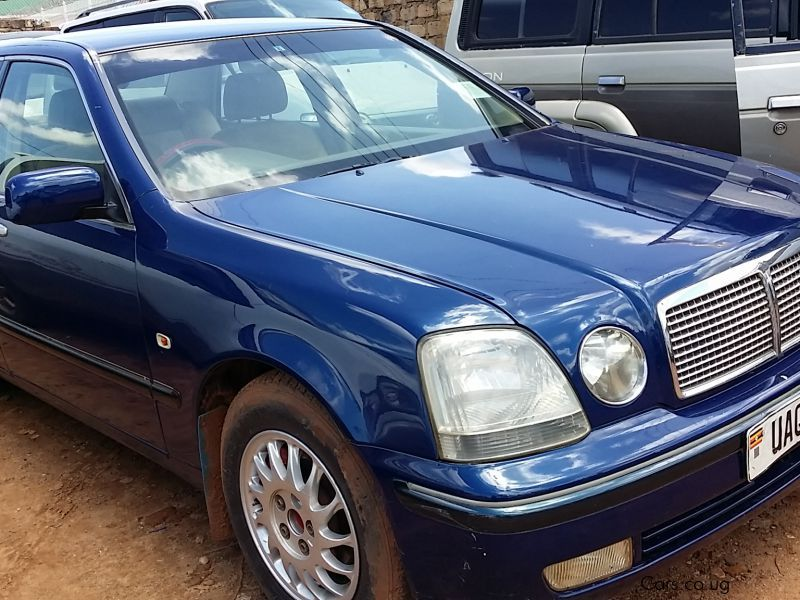 Used Toyota Progress 2002 Progress For Sale Kampala