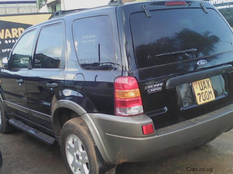 used ford escape 2003 escape for sale kampala ford escape sales. Cars Review. Best American Auto & Cars Review