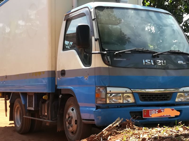 Used Isuzu ELF | 2003 ELF for sale | Kampala Isuzu ELF sales