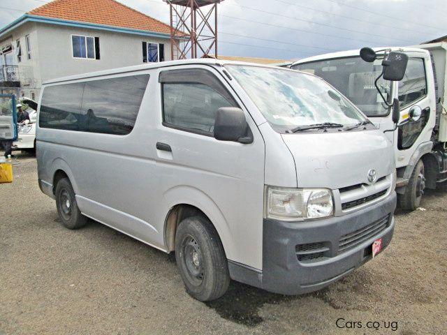 Used Toyota Hiace | 2004 Hiace for sale | Kampala Toyota
