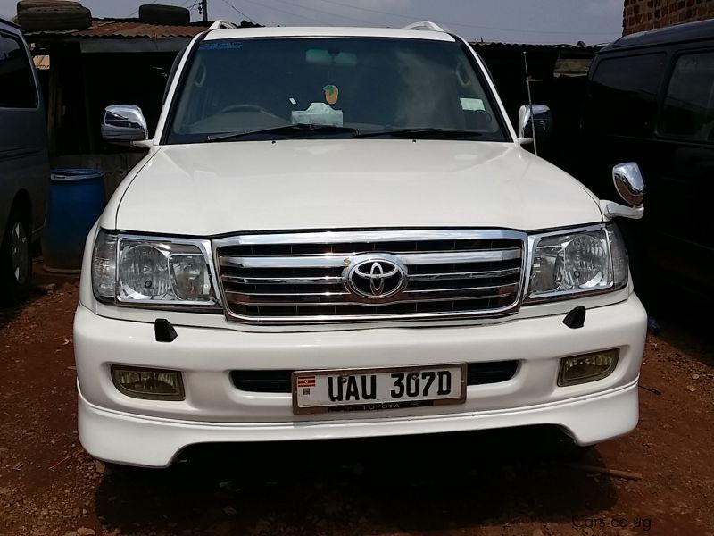 Used Toyota Land cruiser v8 | 2004 Land cruiser v8 for sale ...