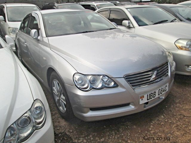 Used Toyota Mark X 2005 Mark X For Sale Kampala Toyota