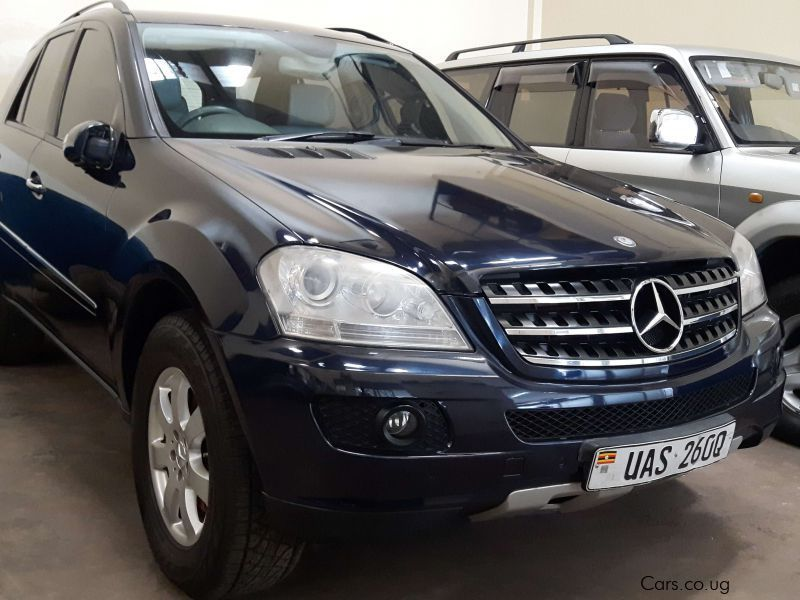 Used mercedes benz ml 320 2006 ml 320 for sale kampala for Mercedes benz ml 2006 for sale