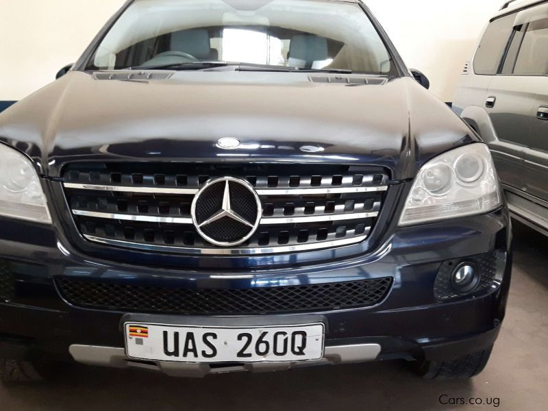 Used mercedes benz ml 320 2006 ml 320 for sale kampala for Used mercedes benz ml for sale