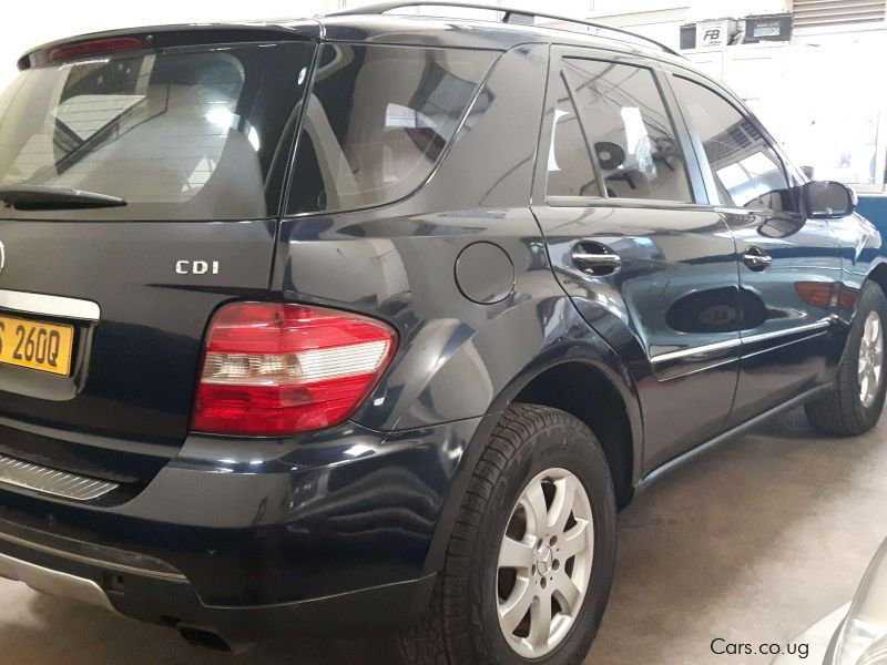Used mercedes benz ml 320 2006 ml 320 for sale kampala for Ml mercedes benz for sale