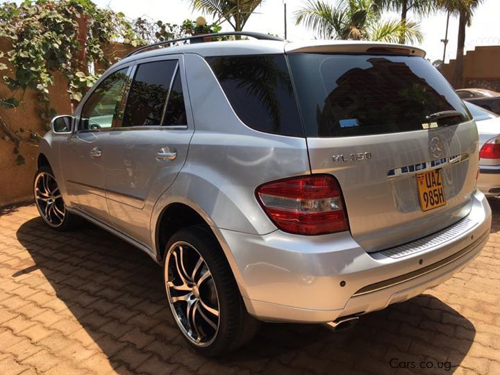 Used mercedes benz ml350 2006 ml350 for sale kampala for 2006 mercedes benz ml350 price