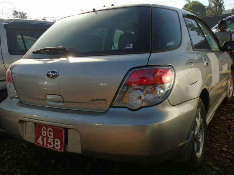 used subaru impreza wagon 2006 impreza wagon for sale kampala subaru impreza wagon sales. Black Bedroom Furniture Sets. Home Design Ideas