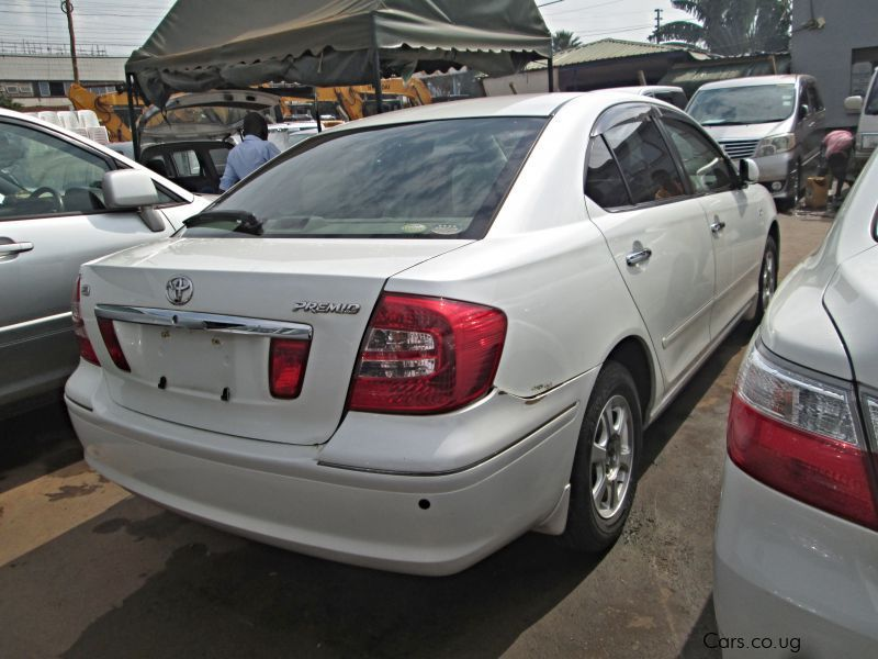 BMW Pre Owned >> Used Toyota Premio | 2006 Premio for sale | Kampala Toyota ...
