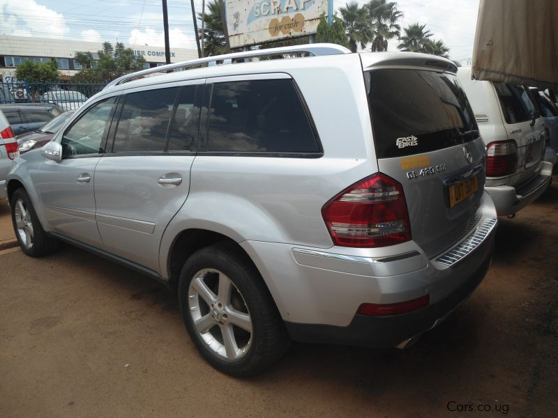 Used mercedes benz ml350 2007 ml350 for sale kampala for Used mercedes benz ml350 for sale