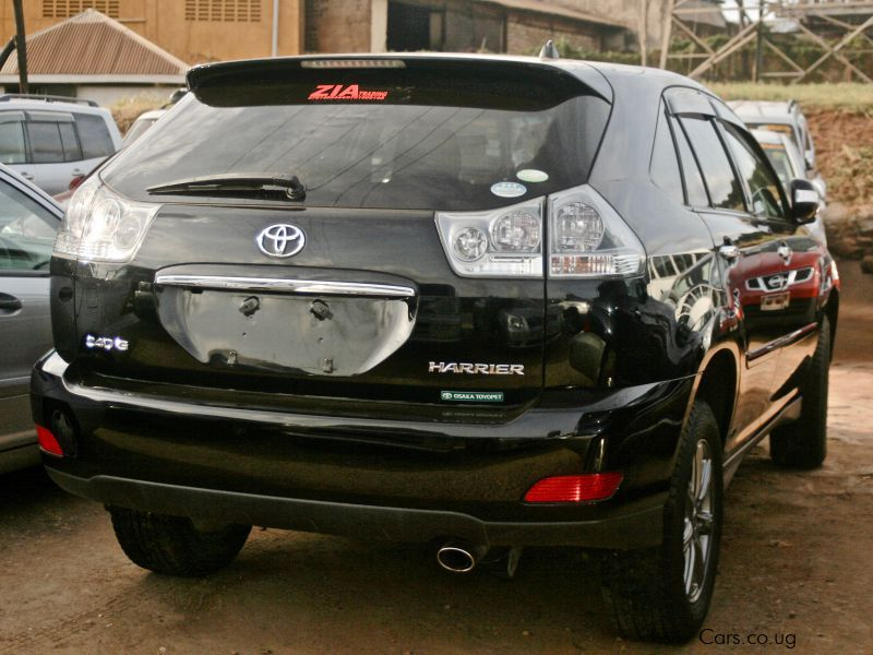 Used Toyota Harrier 2008 Harrier For Sale Kampala
