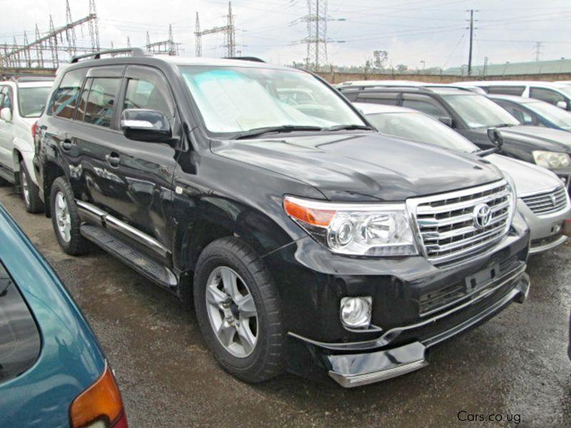 Used Toyota Land Cruiser V8 | 2008 Land Cruiser V8 for sale ...
