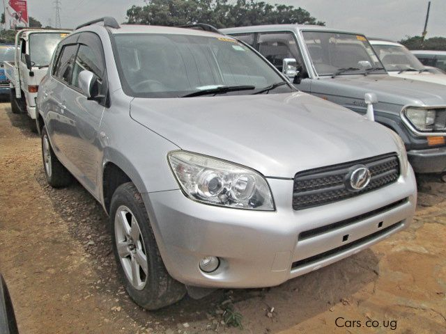 Toyota Rav 4 In Uganda ...