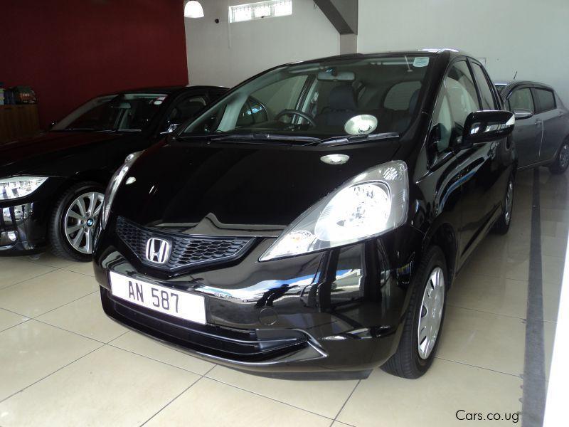 Honda Fit In Uganda ...