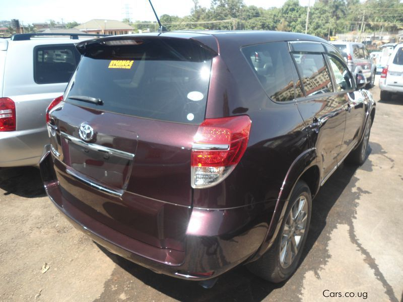 Used Toyota Vanguard   2013 Vanguard for sale   Kampala Toyota ...