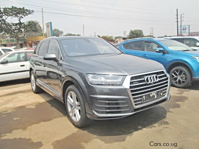 Used Audi Q Quattro Q Quattro For Sale Kampala Audi - Used cars for sale audi q7