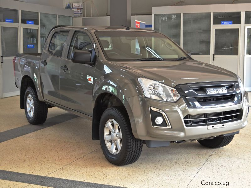 Used Isuzu D-MAX | 2016 D-MAX for sale | Kampala Isuzu D-MAX sales ...