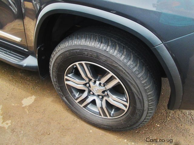 Used Toyota Fortuner 2016 Fortuner For Sale Kampala Toyota Fortuner Sales Toyota Fortuner Price Ush 220m Used Cars
