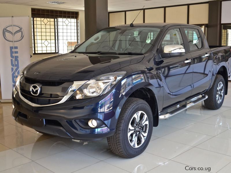 Brand new Mazda BT-50 Uganda | Automatic | New Mazda BT-50 ...