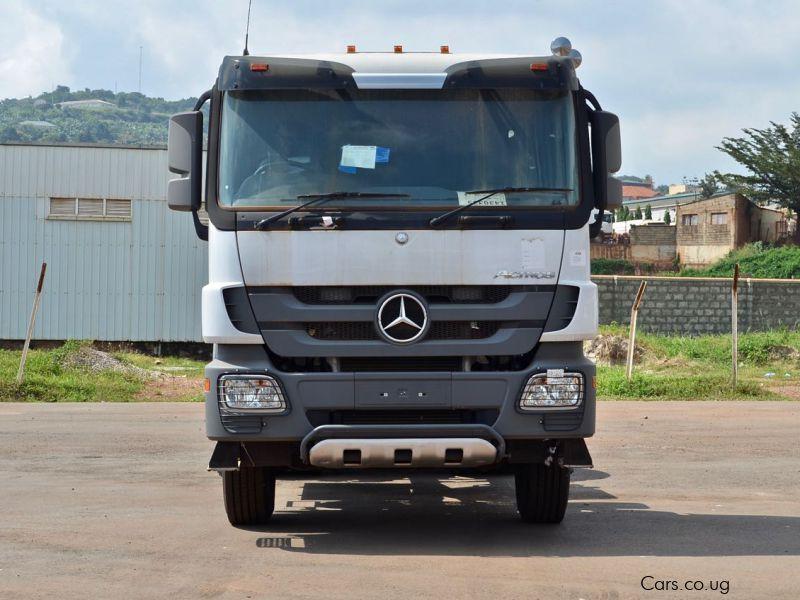 Used Mercedes-Benz Actros 3340 (semi-trailer) | 2017 Actros