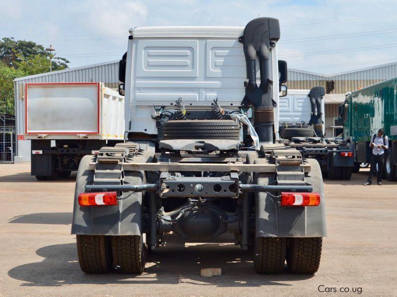 2017 Mercedes-Benz Actros 3340 (semi-trailer) car Photos