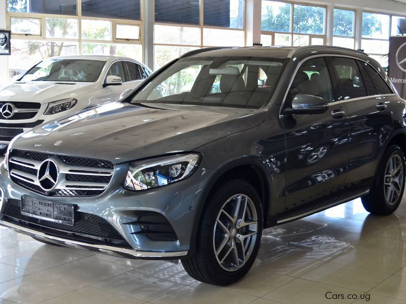 mercedes benz glc 300 manual