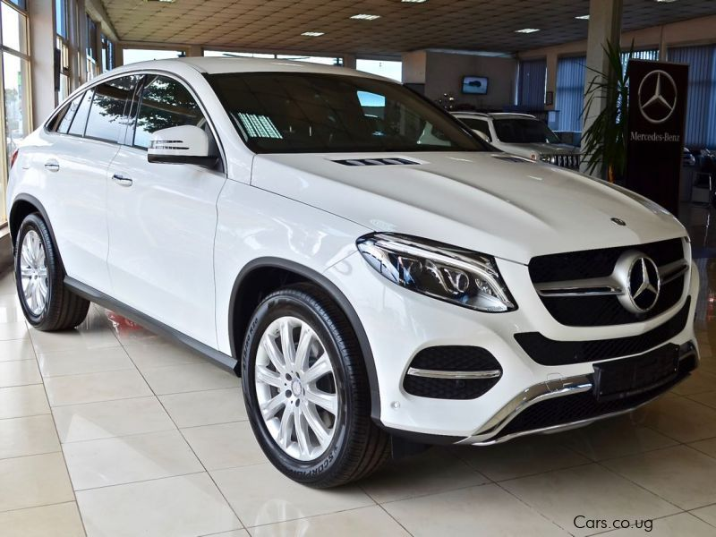 Mercedes Benz Dealership >> Brand new Mercedes-Benz GLE 400 4MATIC Uganda | Automatic autotronic | New Mercedes-Benz GLE 400 ...