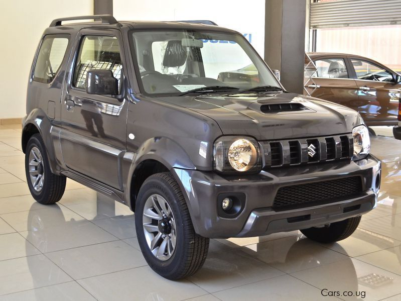 brand new suzuki jimny uganda automatic new suzuki. Black Bedroom Furniture Sets. Home Design Ideas