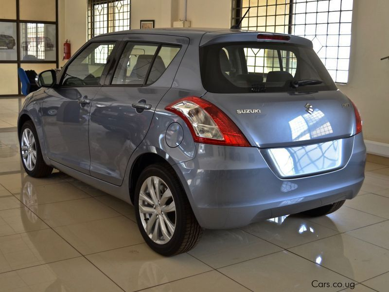 brand new suzuki swift uganda automatic new suzuki swift petrol price ush 77m. Black Bedroom Furniture Sets. Home Design Ideas