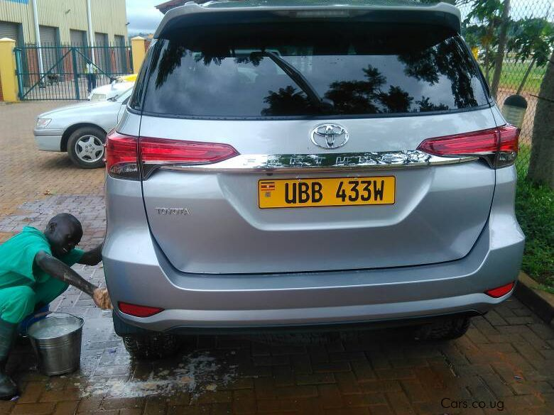 Used Toyota Fortuner Brand New 2017 Fortuner Brand New For Sale Kampala Toyota Fortuner Brand New Sales Toyota Fortuner Brand New Price Ush 202 34m Used Cars