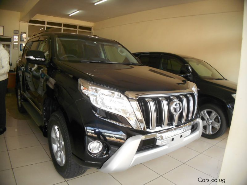 Pre-owned Toyota LAND CRUISER PRADO  for sale in